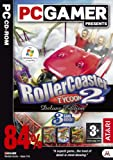Rollercoaster Tycoon 2 - Deluxe Edition (PC CD)