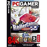 Rollercoaster Tycoon 2 - Deluxe Edition (PC CD)by Mastertronic Ltd