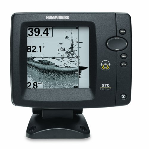 Review and news humminbird fishfinder humminbird rf15 for How to read a humminbird fish finder