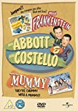 Abbott And Costello: Meet Frankenstein/Meet The Mummy [DVD]