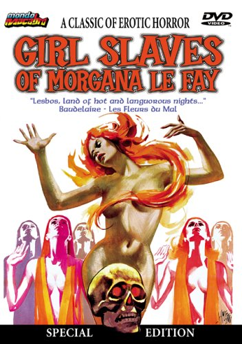 Girl Slaves of Morgana Le Fay [DVD] [1971] [Region 1] [US Import] [NTSC]
