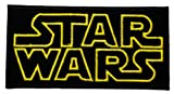Star Wars DIY Embroidered Sew Iron on Patch