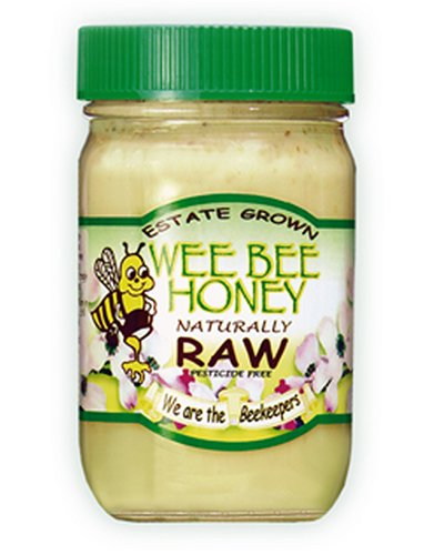 SUPER RAW HONEY by WEE BEE 2 lb