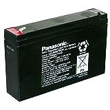 Bleiakku AGM Panasonic Industrial LC-R067R2P für USV Anlagen