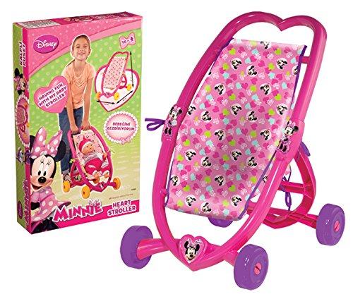 Dede Minnie Mouse - Passeggino delle bambole