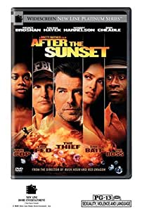 After the Sunset (DVD Movie)