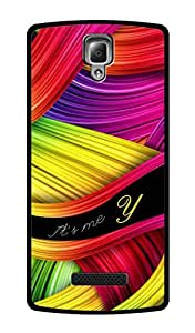 Lenovo A2010 Printed Back Cover