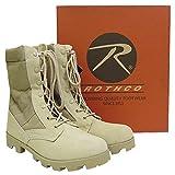 ROTHCO DESERT TAN SPEEDLACE BOOT【ロスコ デザート タン スピードレース ブーツ】【SAND BEIGE 5057】size US7