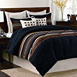 Royal Heritage Home Agatha 8-Piece Queen Size Comforter Set