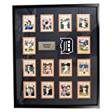 2008 Topps Team Sets Framed - Detroit Tigers - Detroit Tigers at Amazon.com