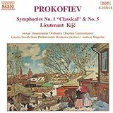 Prokofieff Sinfonien 1 und 5 Gunzenh