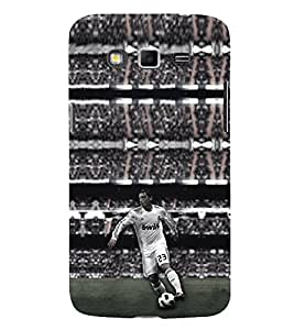 EPICCASE It's a Goal Mobile Back Case Cover For Samsung Galaxy Grand Neo Plus (Designer Case)