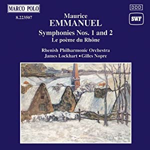 Emmanuel:Syms.1 &2