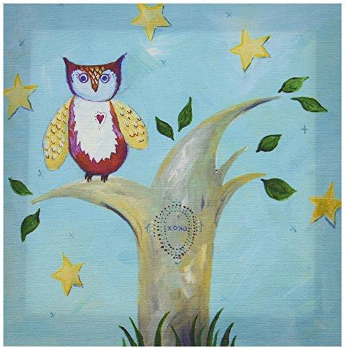 "Cici Art Factory 12""x 12"" Night Owl"