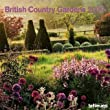 2009 British Country Gardens Grid Calendar