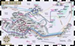 Streetwise Venice Water Bus Map - Lam...
