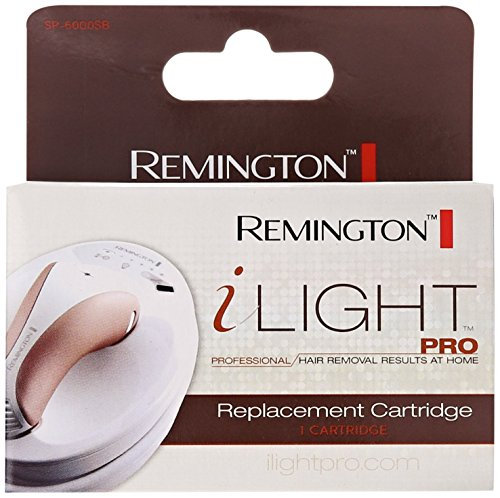 Remington SP6000SB Replacement Cartridge for iLIGHT Pro Hair Removal System
