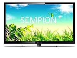 SEMPION 4K 32 inches HD LED Television (Black)