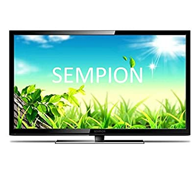 SEMPION 4K 32 inches HD LED Television (Black)