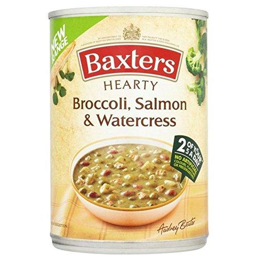 Baxters Copieux Le Brocoli, Le Saumon Et Soupe De Cresson 400G