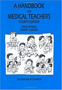 "Cover of ""A Handbook for Medical Teachers..."