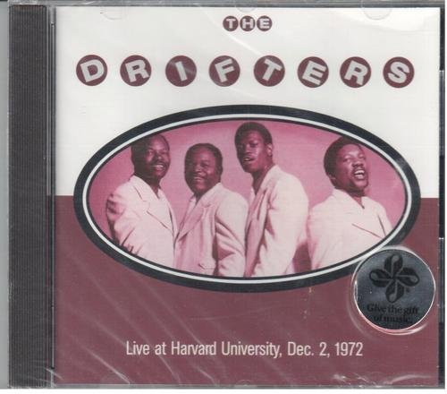 DRIFTERS - Live At Harvard University - Zortam Music
