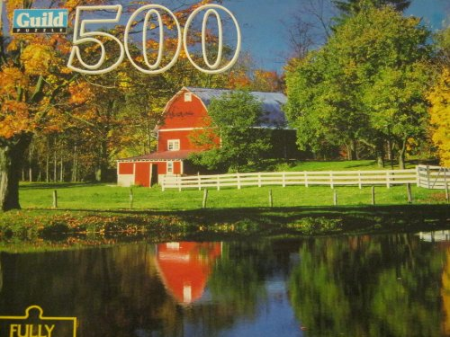 "Guild ""Wilmot, Ohio"" 500-piece Jigsaw Puzzle"