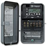 Intermatic ET8215CR NEMA 3R - 120-Volt - 277-Volt SPST 2 Circuit with Astronomic Programming and Momentary