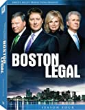 Boston Legal: Season 4 [DVD] [Import]