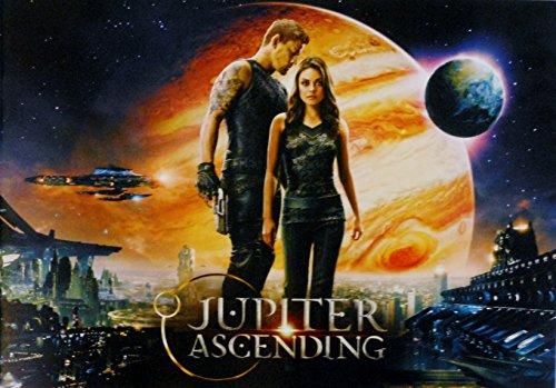 【映画パンフレット】 ジュピター Jupiter Ascending