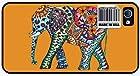 Elegant Elephant iPhone Case designed by TMC Cases (iPhone 4/4S Black Case)