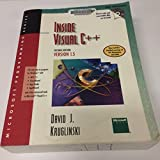 img - for Inside Visual C++, Version 1.5 (Microsoft Programming Series) book / textbook / text book