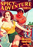 Spicy-Adventure Stories: September 1936