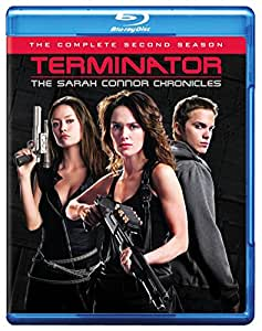 Terminator: Sarah Connor Chronicles, Season 2 [Blu-ray]
