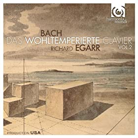 Well-Tempered Clavier, Book II, BWV 870-893: Prelude XII in F Minor, BWV 881
