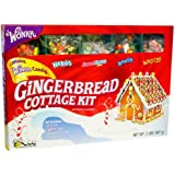 Wonka Gingerbread Cottage Candy Kit