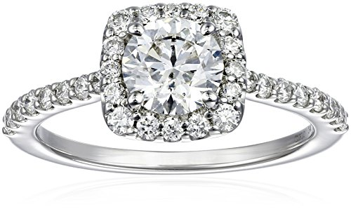 GIA-Certified-14k-White-Gold-Diamond-Halo-Ring-1-12-cttw-G-H-Color-SI1-SI2-Clarity