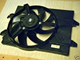 Ford Fiesta 280 Watt 1.25 Zetec-s Engine Cooling Fan & Motor