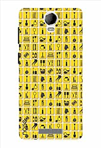For Micromax Canvas Juice 2, Noise Designer Printed Case / Cover for Micromax Canvas Juice 2 Aq6248