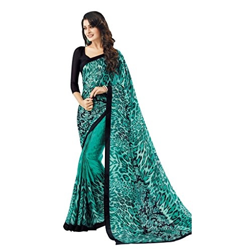 Beautiful Partywear Traditional Indian Designer Saree