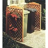 suchergebnis auf f r abfalltonnen sichtschutz. Black Bedroom Furniture Sets. Home Design Ideas