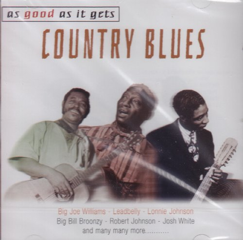 Various Artists - As Good As It Gets: Country Blues - Zortam Music