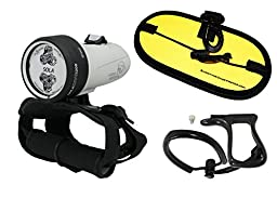 Light and Motion Sola Dive Light 1200 Lumen Spot w/ Pistol Grip Light Handle Pkg