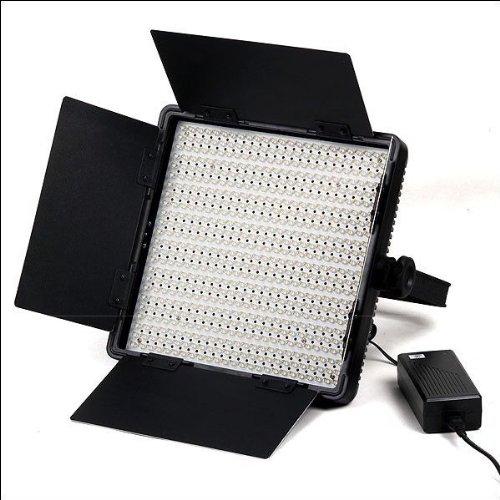 Cn-600Sa Lux 600Pcs Led Light For Studio Video Lighting Camera Camcorder