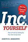 img - for Inc. Yourself, 11th Edition: How to Profit by Setting Up Your Own Corporation book / textbook / text book