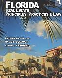 Florida Real Estate Principles, Practices & Law (Florida Real Estate Principles Practices, 24th ed)