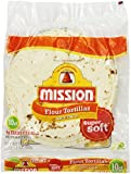 Mission, 8 Inch Soft Taco Flour Tortilla, 10 ct, 17.5 oz