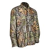 Yukon Gear Field Mossy Oak Lightweight Shirt Size XL
