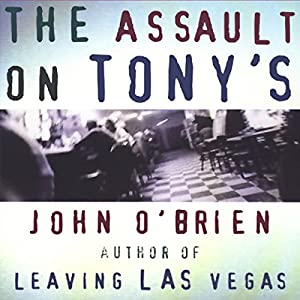 Assault on Tony's Audiobook