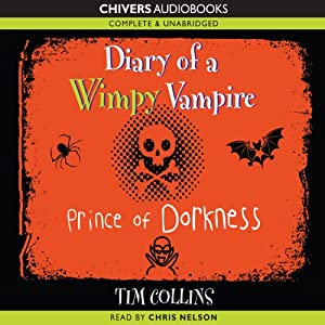 Diary of a Wimpy Vampire: Prince of Dorkness | [Tim Collins]